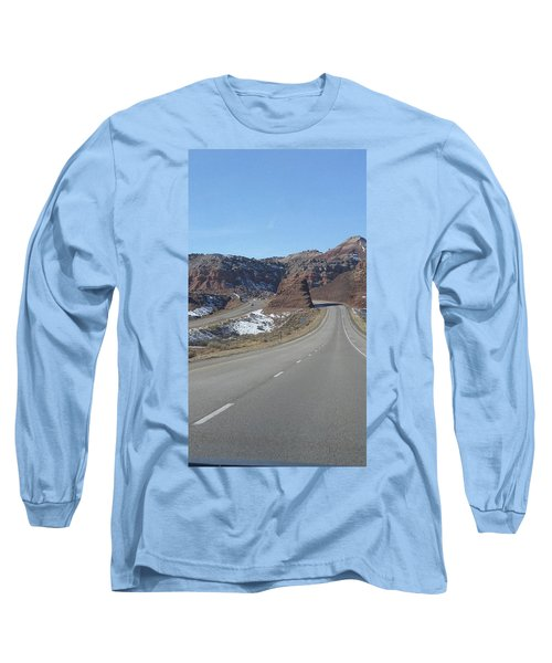 Hello Utah Long Sleeve T-Shirt