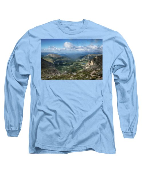 Helms Lake Valley 2 Long Sleeve T-Shirt