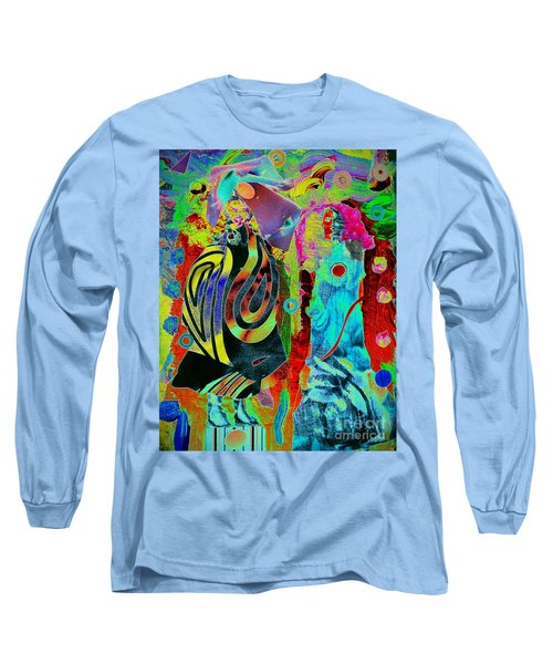 Her Time Has Come Long Sleeve T-Shirt