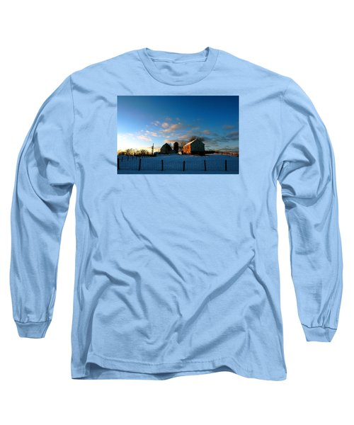 Here It Comes Long Sleeve T-Shirt
