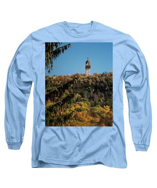 Heublein Tower Long Sleeve T-Shirt