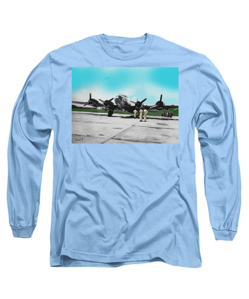 Hickam Fort Long Sleeve T-Shirt