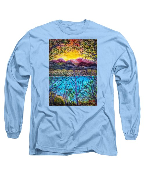 Hidden Lake Long Sleeve T-Shirt