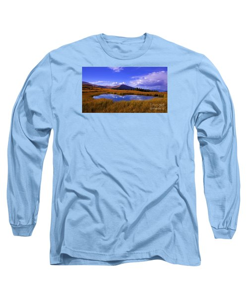 High Country Pond Long Sleeve T-Shirt