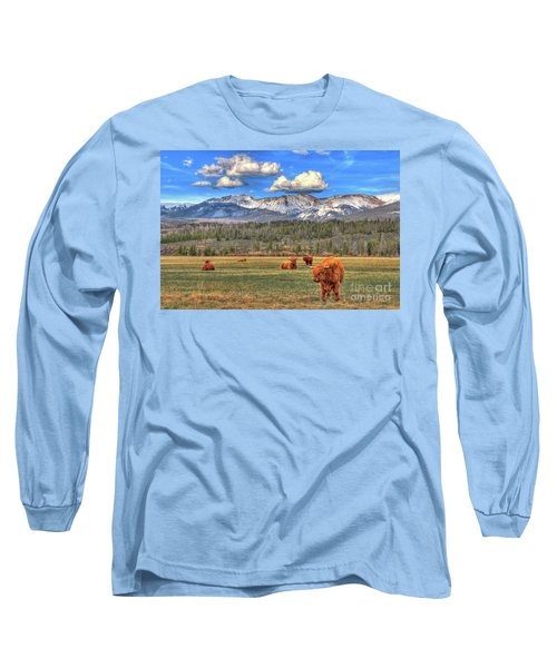 Highland Colorado Long Sleeve T-Shirt