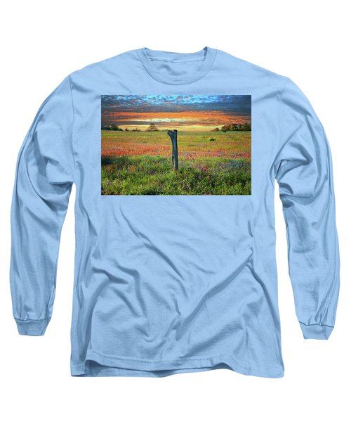 Hill Country Heaven Long Sleeve T-Shirt