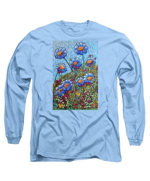 Hillside Blues Long Sleeve T-Shirt
