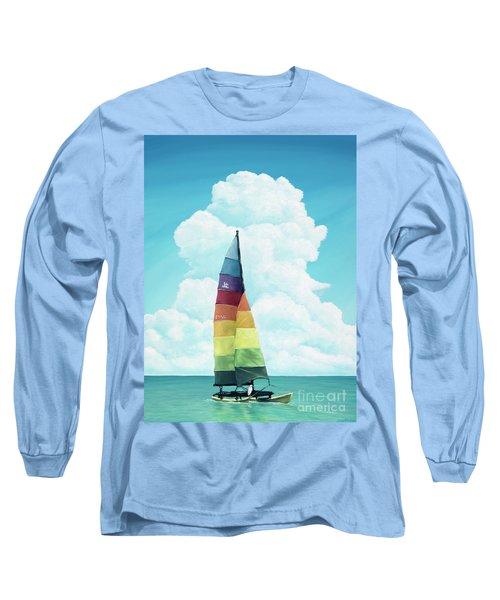 Hobie Bird Long Sleeve T-Shirt