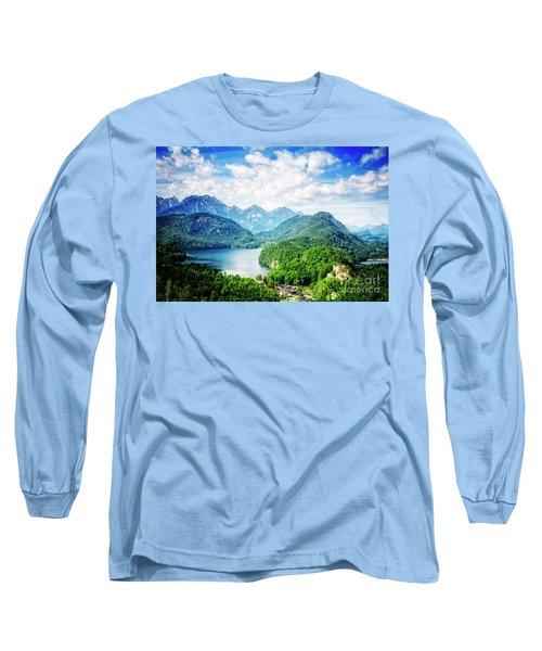 Hohenschwangau Long Sleeve T-Shirt