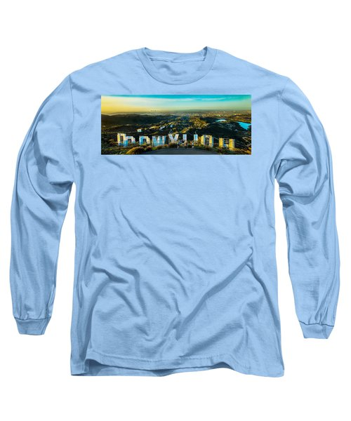 Hollywood Dreaming Long Sleeve T-Shirt