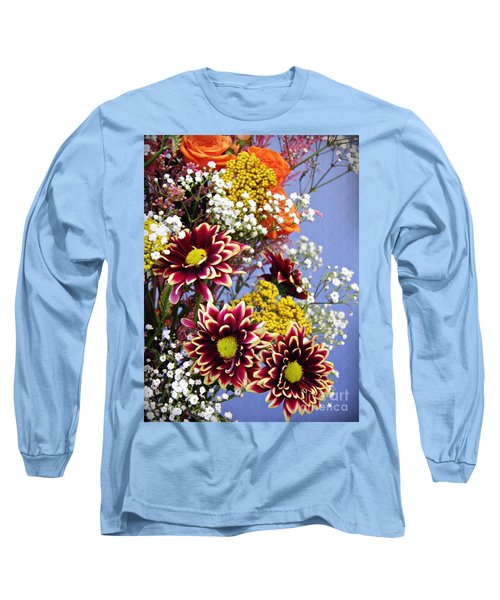 Long Sleeve T-Shirt featuring the photograph Holy Week Flowers 2017 4 by Sarah Loft