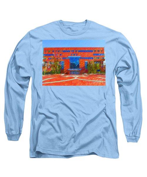 Homer Library Long Sleeve T-Shirt