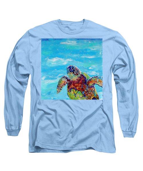 Honu 10 Long Sleeve T-Shirt