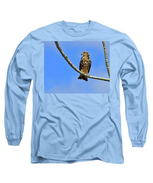 Hook Long Sleeve T-Shirt by Tony Beck