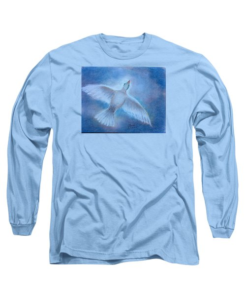 Hope And Peace Long Sleeve T-Shirt