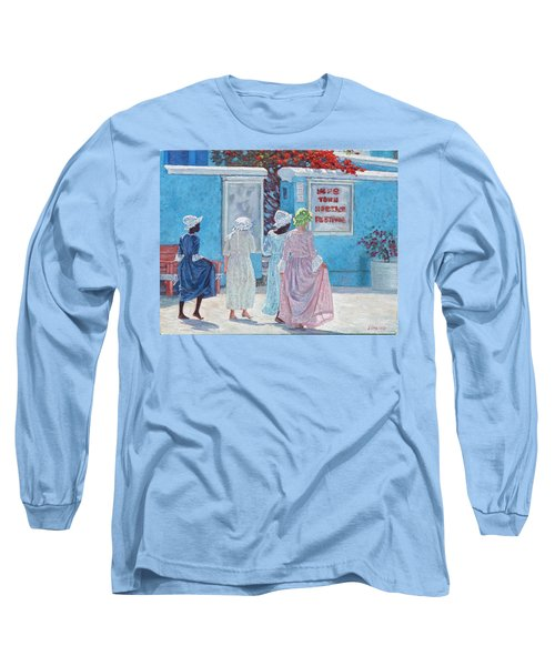 Hope Town Heritage Festival Long Sleeve T-Shirt