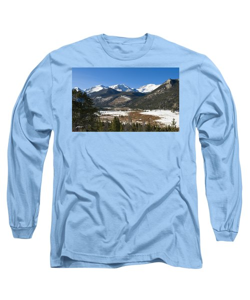 Horseshoe Park Rmnp Long Sleeve T-Shirt