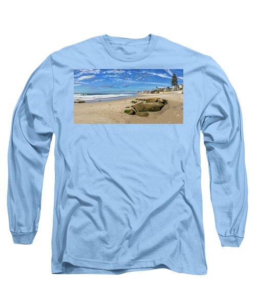 Long Sleeve T-Shirt featuring the photograph Horseshoes by Peter Tellone