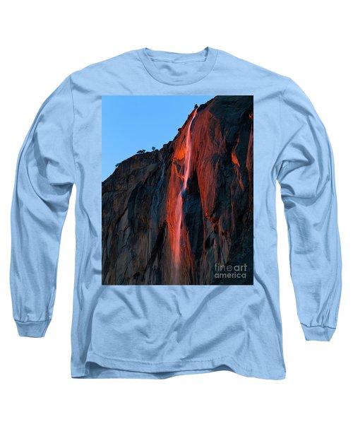 Horsetail Falls 2016 Long Sleeve T-Shirt