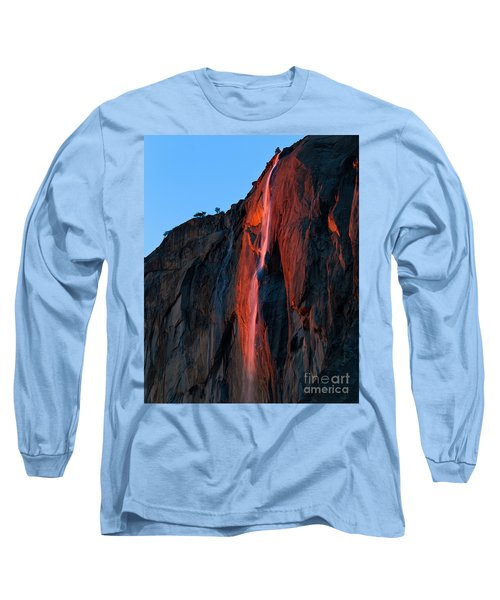 Horsetail Falls 2016 Long Sleeve T-Shirt