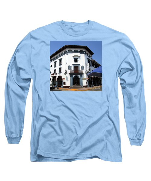 Hotel Colonial Long Sleeve T-Shirt by Randall Weidner
