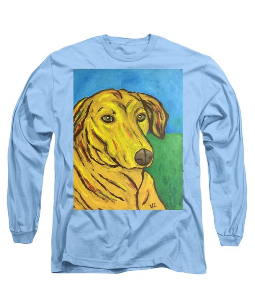 Howard Long Sleeve T-Shirt by Victoria Lakes