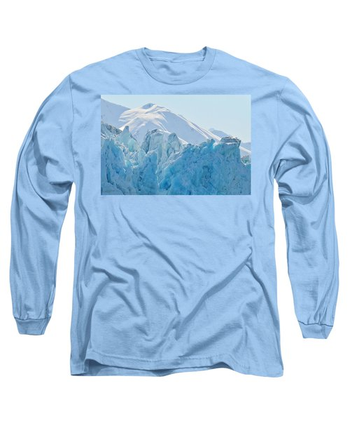 Hubbard Glacier Long Sleeve T-Shirt