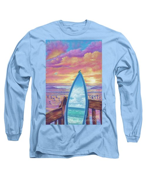 Hummingboard Long Sleeve T-Shirt
