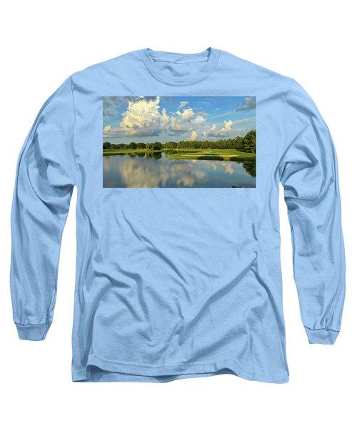 Hunter's Green Hole 18 Long Sleeve T-Shirt