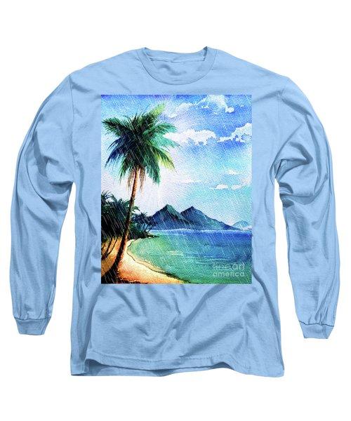 Hurricane Season Long Sleeve T-Shirt