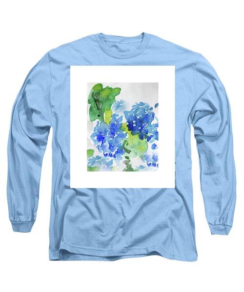 Hydranga Long Sleeve T-Shirt