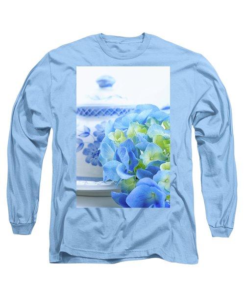 Hydrangea Memories Long Sleeve T-Shirt
