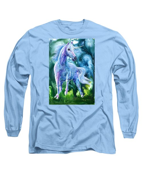I Dream Of Unicorns Long Sleeve T-Shirt