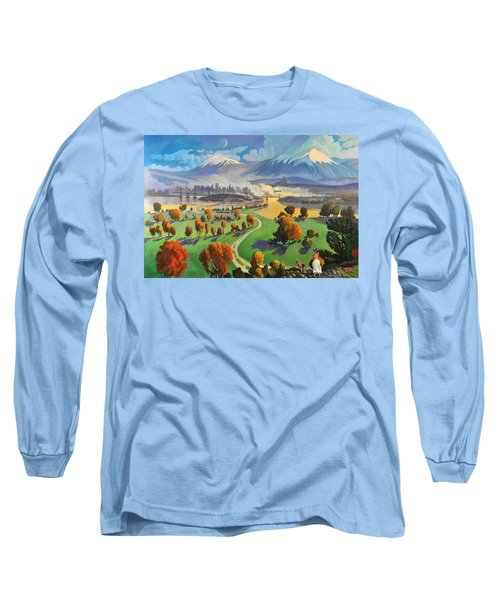 I Dreamed America Long Sleeve T-Shirt