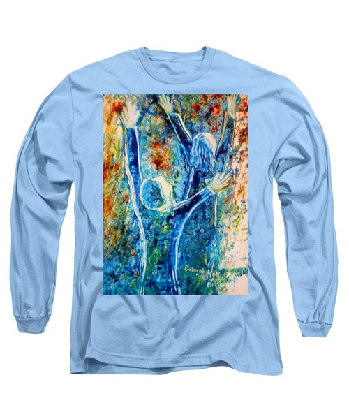 I Will Praise You In The Storm Long Sleeve T-Shirt