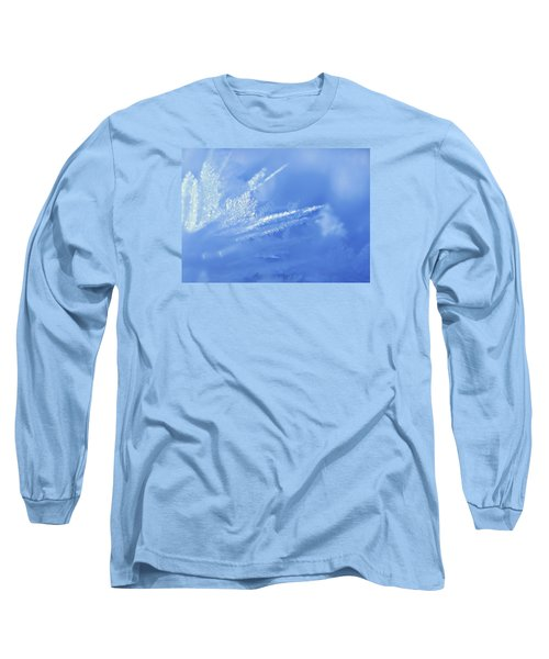 Ice Crystals 2 Long Sleeve T-Shirt