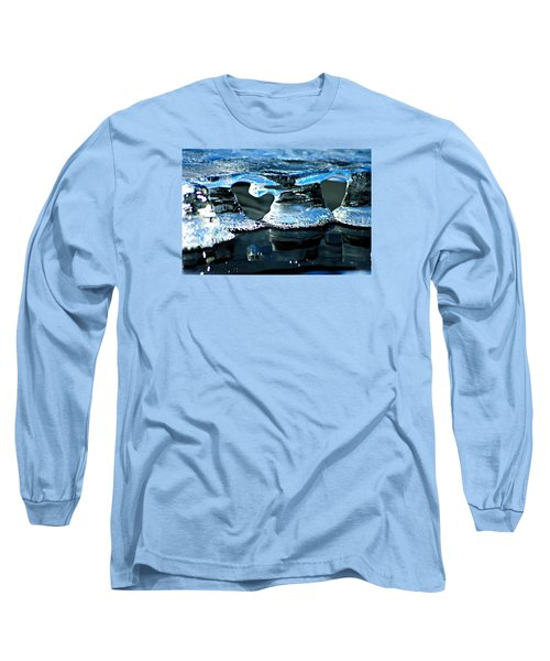 Ice Formation 10 Long Sleeve T-Shirt
