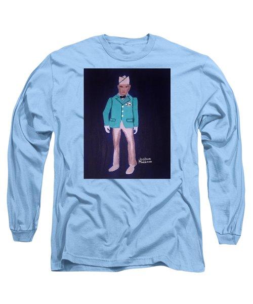 Ice Long Sleeve T-Shirt by Joshua Maddison