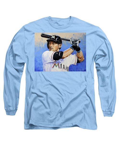 Ichiro Long Sleeve T-Shirt