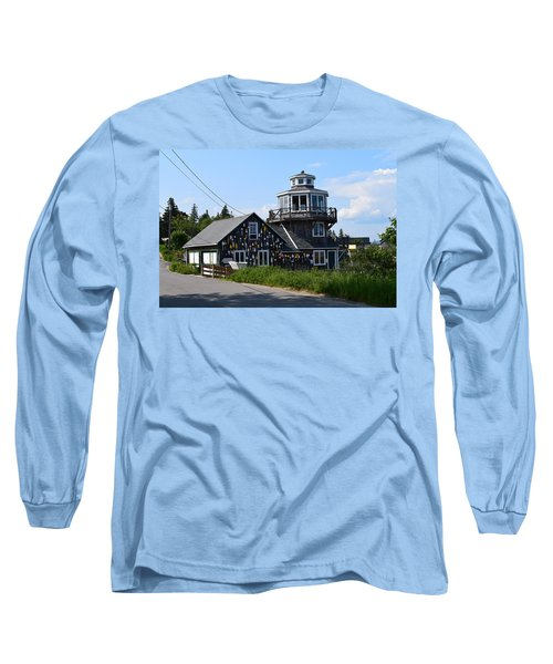 Images Of Maine 4 Long Sleeve T-Shirt