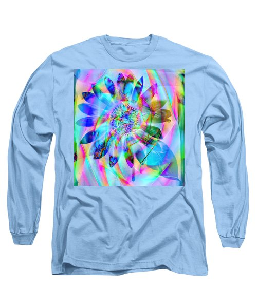In A Different Light Long Sleeve T-Shirt by Kevin Caudill