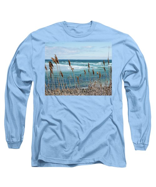In The Breeze Long Sleeve T-Shirt