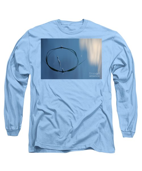 Long Sleeve T-Shirt featuring the photograph In The Cloud by Brian Boyle