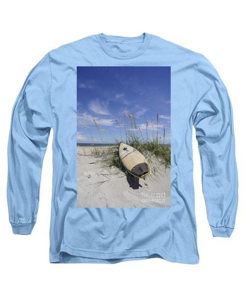 In The Dunes Long Sleeve T-Shirt by Benanne Stiens
