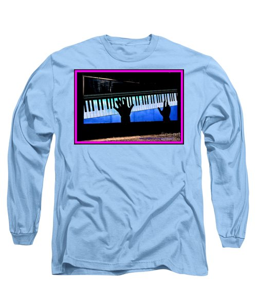 In The Key Of Cool Long Sleeve T-Shirt