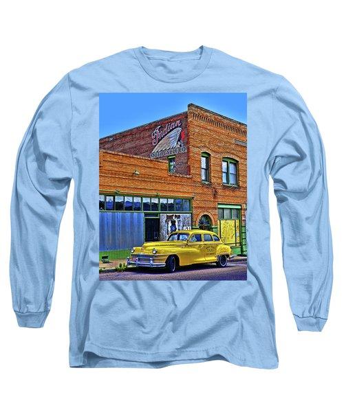 Indian Motocycle Co. Long Sleeve T-Shirt