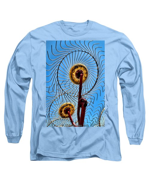 Indiana Sky Long Sleeve T-Shirt