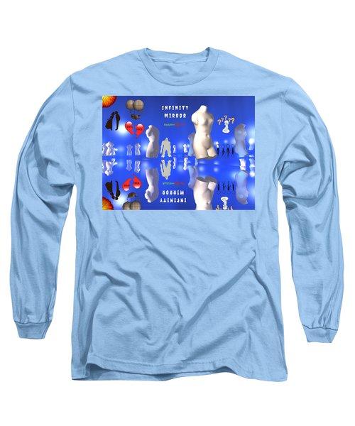 Infinity Mirror Long Sleeve T-Shirt