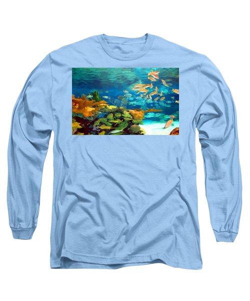 Inland Reef Long Sleeve T-Shirt