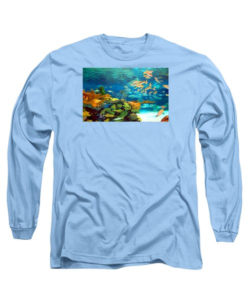 Inland Reef Long Sleeve T-Shirt